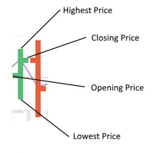 Crypto Trading Bars