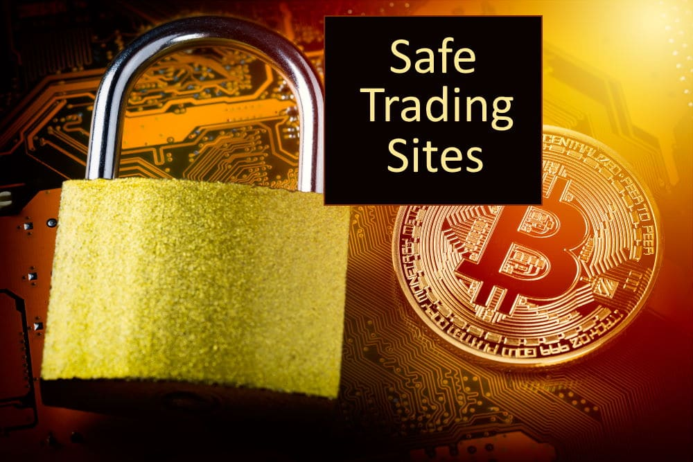 Safe Crypto Trading Sites feature image