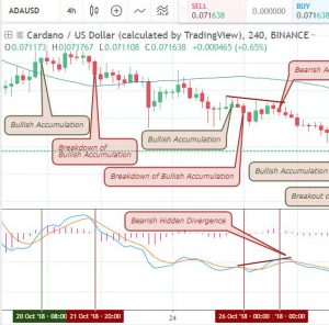 Technical Analysis of Cardano ADAUSD November 2018