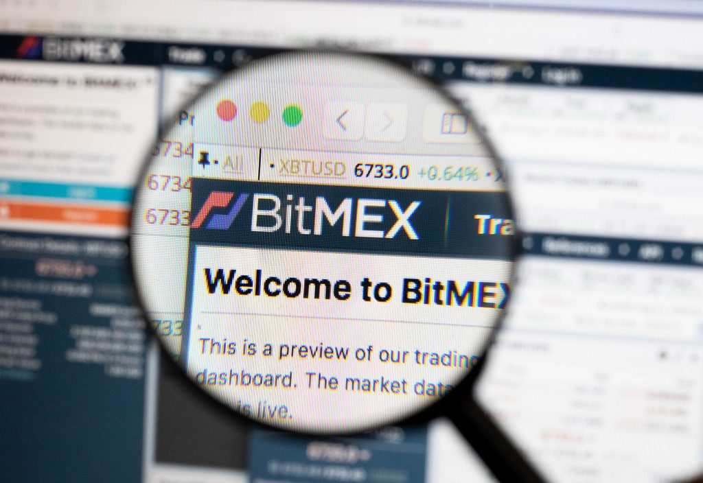 Cryptocurrency Margin Trading Platforms-Bitmex
