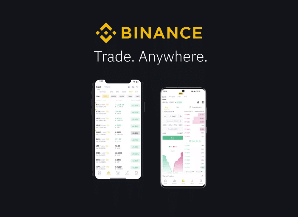 Binance app review feature image