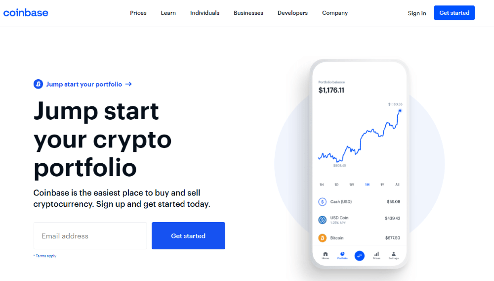 Coinbase fees and alternative crypto exchanges