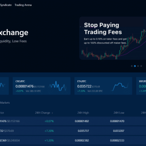 Crypto.com Exchange Review Feature Image print screen