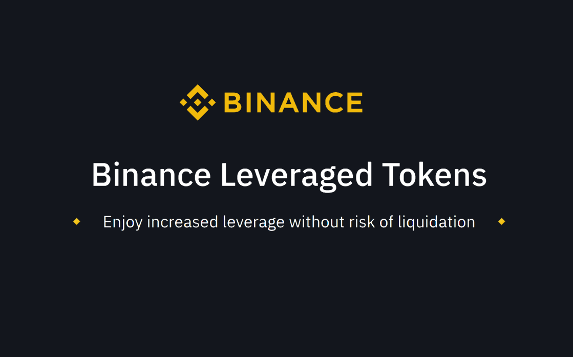 Binance Leverage Tokens Explained Feature Image