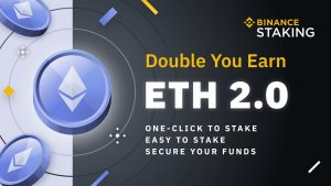 How to stake ETH 2.0 with Binance feature image