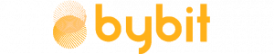 Bybit trading platform logoi